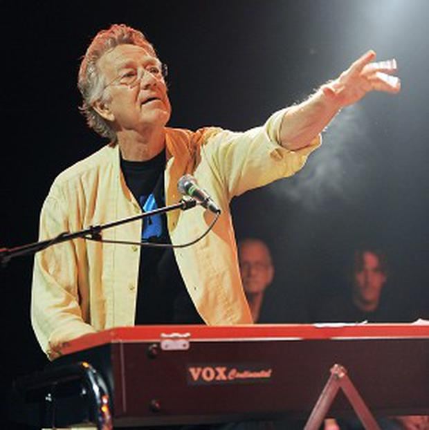 Ray Manzarek of The Doorshas died aged 74 (Chris Pizzello/Invision/AP)