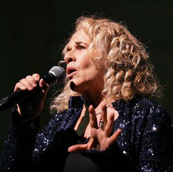 Carole King has won the Gershwin Prize