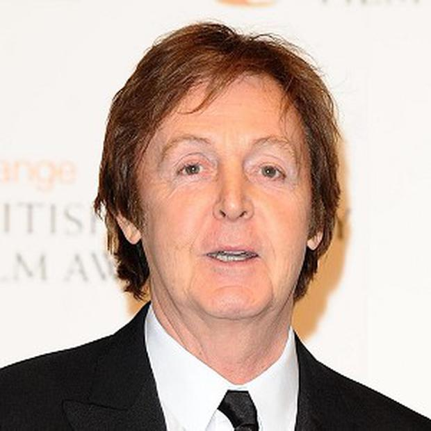 Paul McCartney is campaigning for the release of members of Pussy Riot