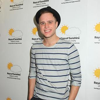 Olly Murs was inspired by an Eminem track