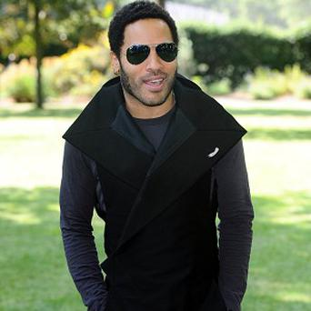 Rocker Lenny Kravitz will perform at the country music television awards, the CMTs