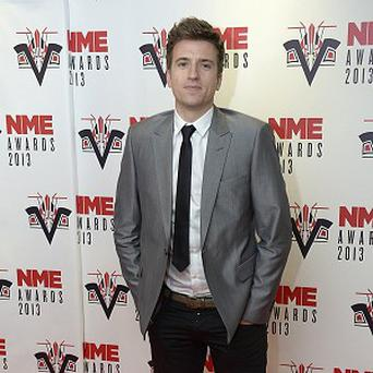 Greg James will front the festival broadcasts on BBC Three
