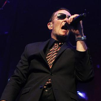 Scott Weiland is countersuing his former band mates from the Stone Temple Pilots (AP/Sony PlayStation)