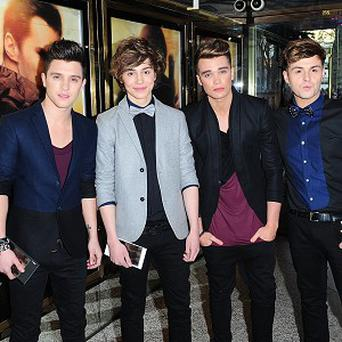 Union J are planning a special dare for this year's V Festival