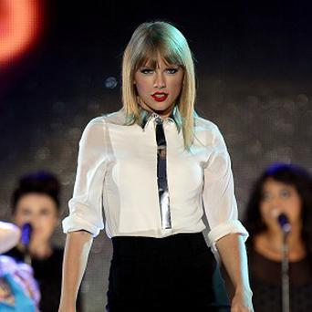 Taylor Swift fancies herself as a detective or an interior designer