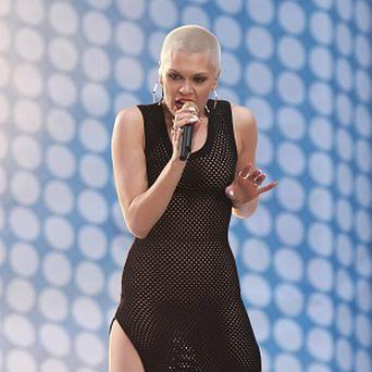 Jessie J didn't let illness stop her performing at the Capital FM Summertime Ball at Wembley
