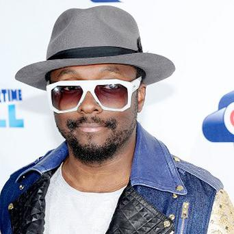 Will.i.am is among the stars taking part in agit8