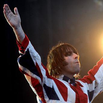 Liam Gallagher and his band Beady Eye are to appear on The Voice