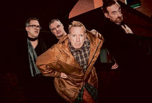 John Lydon and Public Image Ltd (PiL)