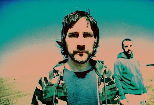 Electronica: Boards of Canada.