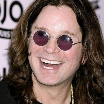 Ozzy Osbourne said it was 'great' Black Sabbath had returned to the top of the chart