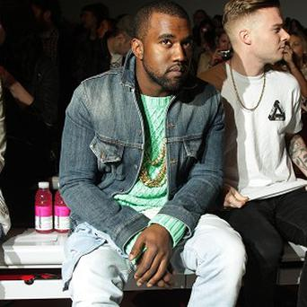 Kanye West roped in Scott Disick for a spoof to promote his latest music