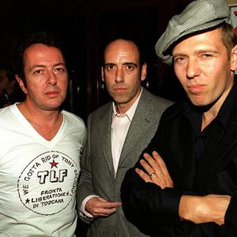 The Clash will be recognised at the Silver Clef Awards