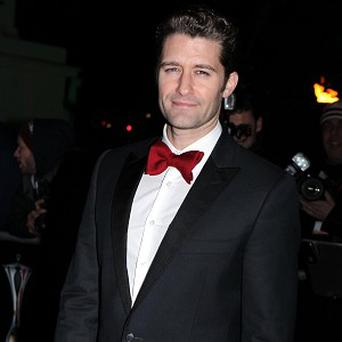 Matthew Morrison worked with Smokey Robinson on his new record