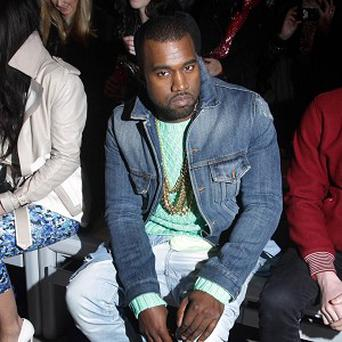 Yeezus by Kanye West has raced to the top of the albums chart