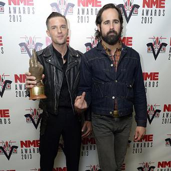 Ronnie Vannucci of The Killers says the band are set to take another break