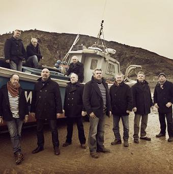 The Fisherman's Friends new album is called One and All in tribute to Trevor Grills