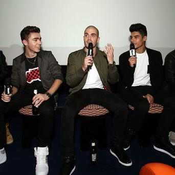 The Wanted are discussing a second TV series