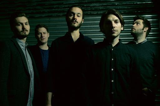 Musical difference: Editors have a new line-up.