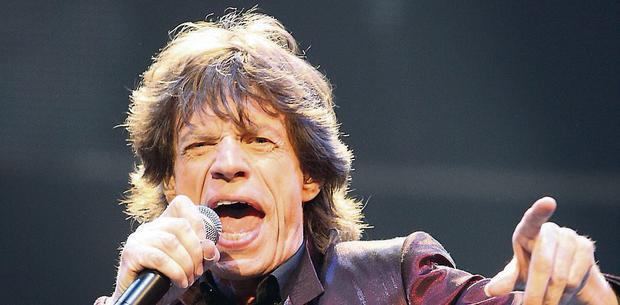 Mick Jagger: says his job is intellectually undemanding.