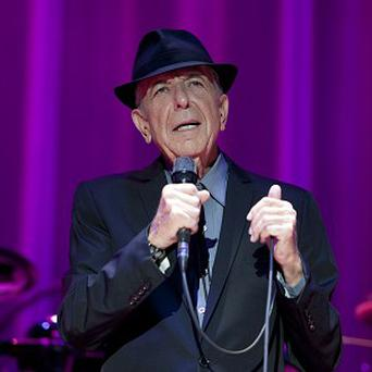 Leonard Cohen is due to tour the UK in August and September