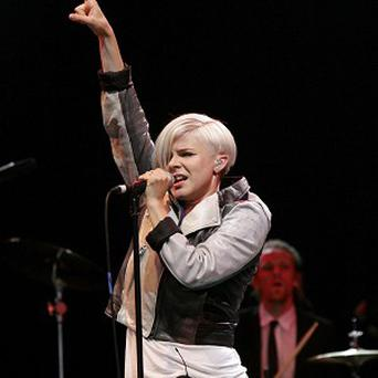 Robyn is still working on her new music