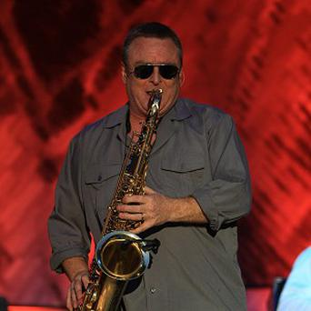 Brian Travers of UB40 has been peforming with a tribute act