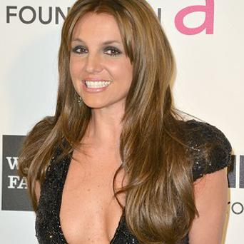 Britney Spears' voice doesn't need any help from technology, according to William Orbit