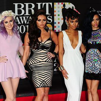 Little Mix have started writing songs for their second album