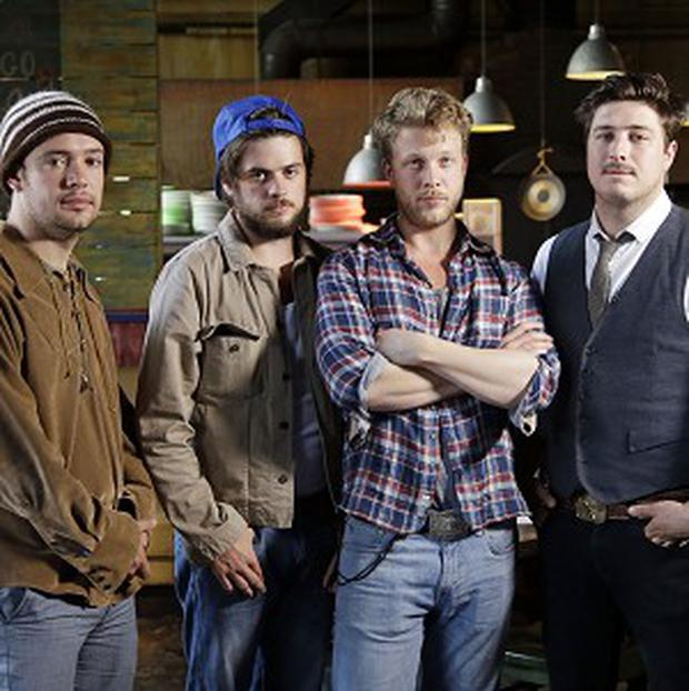 Mumford And Sons already have ideas for their third album