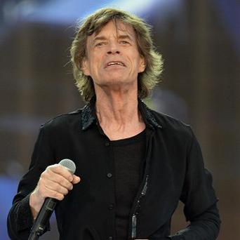 Mick Jagger celebrated his birthday early