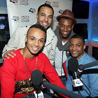 JB Gill's final touring commitments with JLS mean he can't compete in Strictly this year