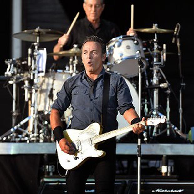 Bruce Springsteen's tour truck was ticketed in Leeds