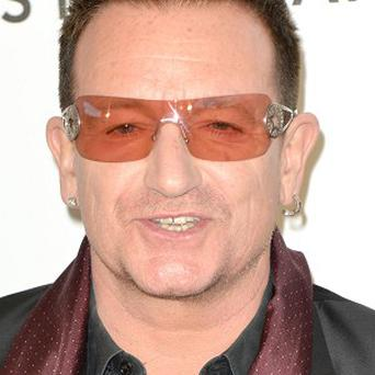 Bono has been talking about how much he admires Mick Jagger