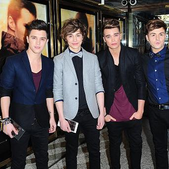 Union J will be dishing out the gossip on Daybreak