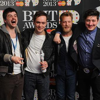 Mumford And Sons are fed-up with being branded posh