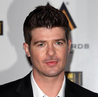 Robin Thicke has unveiled his sixth album