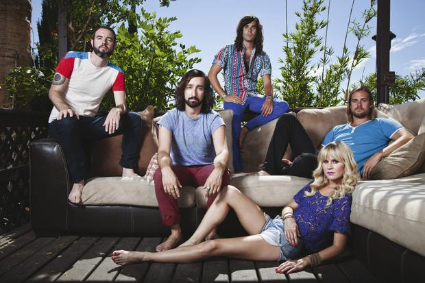 Exposure: Youngblood Hawke found fame via a TV advert