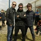 Gem Archer (right) hopes to be performing with Beady Eye again by November