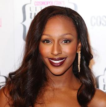 Alexandra Burke dated Jermain Defoe