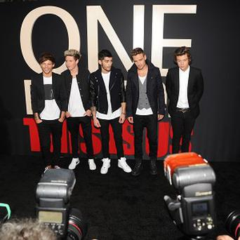 One Direction's film has made millions at the box office