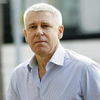 U2 Bass guitarist Adam Clayton
