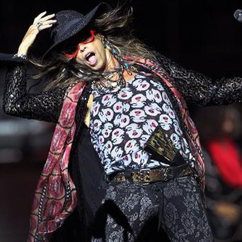 Steven Tyler made a surprise appearance at a club in Nashville