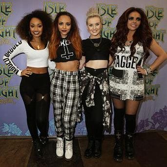 Little Mix are launching their own make-up range