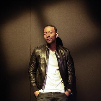 John Legend wants to be as successful as Kanye West