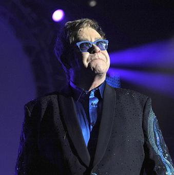Sir Elton John said now was a 'magical time to be alive'