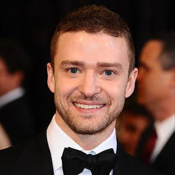 Justin Timberlake has a 'super group' idea