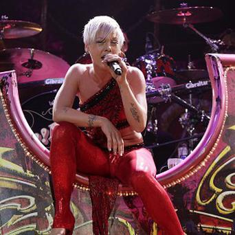 Pink has been named Billboard's woman of the year