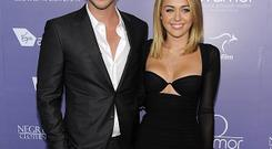 Liam Hemsworth and Miley Cyrus met on the set of The Last Song