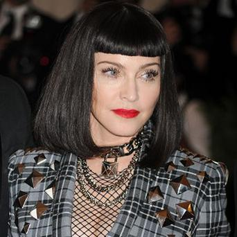 Madonna wants to work with Daft Punk